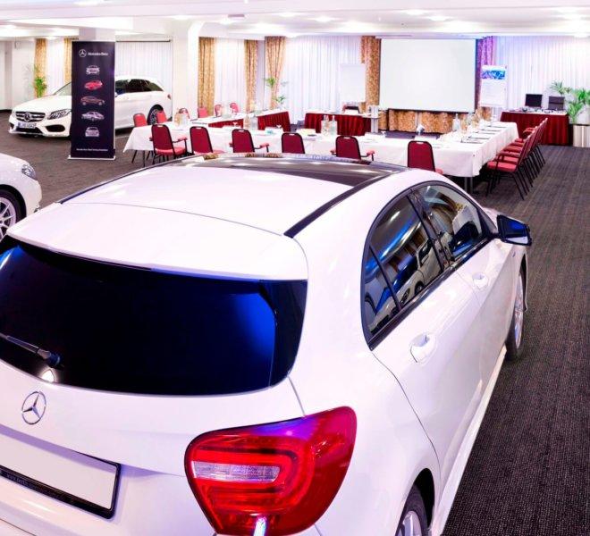 Best Western Premier Airporthotel Fontane BERlin Tagungsraum