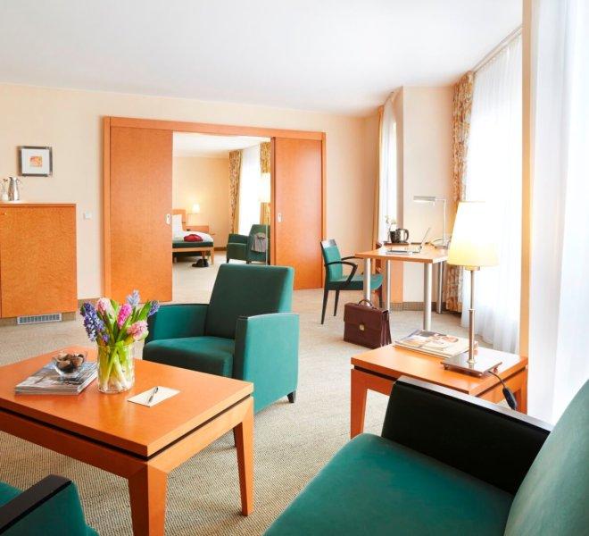 Best Western Premier Airporthotel Fontane BERlin Suite