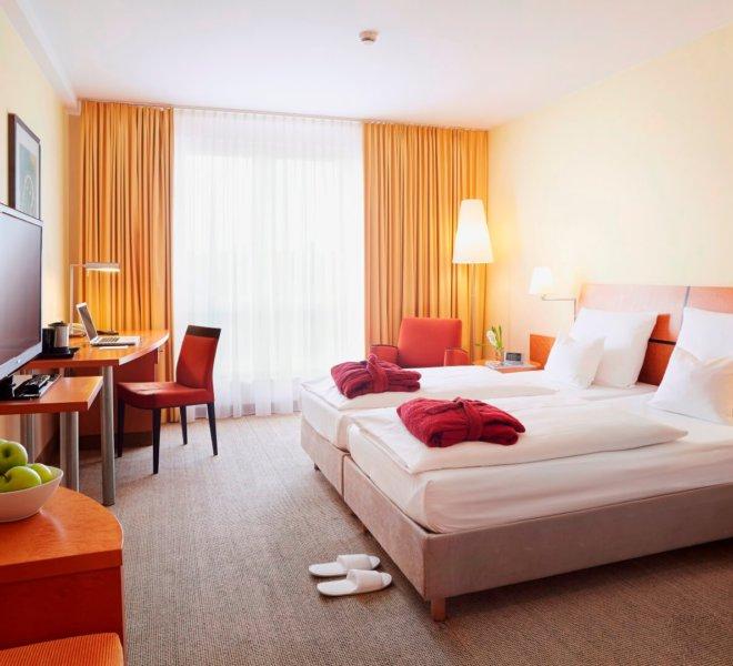 Best Western Premier Airporthotel Fontane BERlin Zimmer