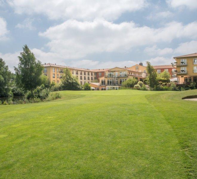 Best Western Premier Castanea Resort Hotel Golfplatz