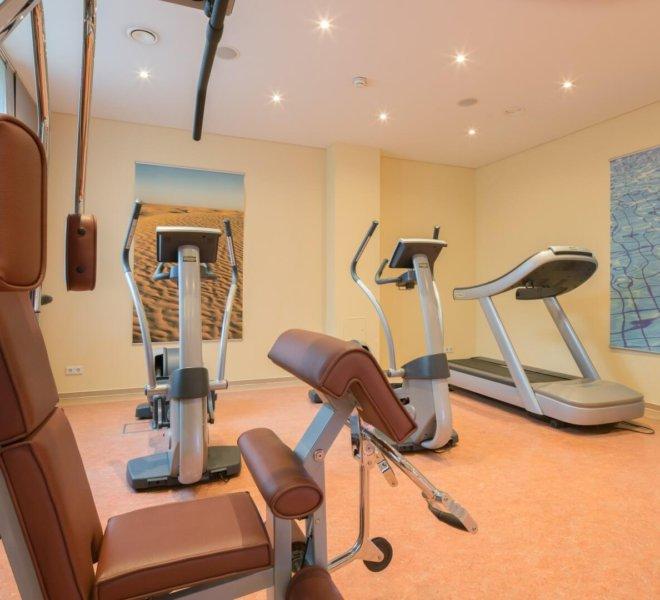 Best Western Premier Castanea Resort Hotel Fitnessbereich
