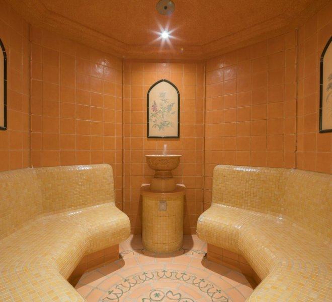 Best Western Premier Castanea Resort Hotel Sauna