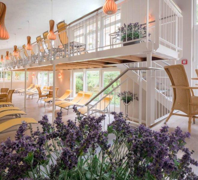 Best Western Premier Castanea Resort Hotel Spabereich