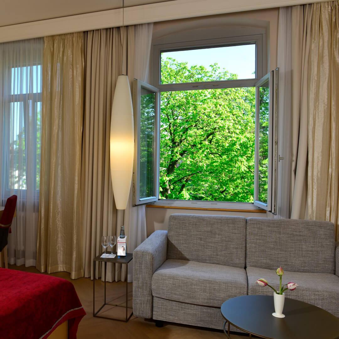 Best Western Premier Hotel Victoria Zimmer