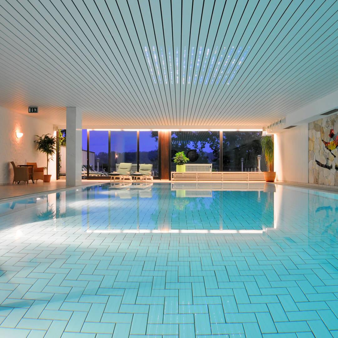 Best Western Premier Seehotel Krautkrämer Schwimmbad