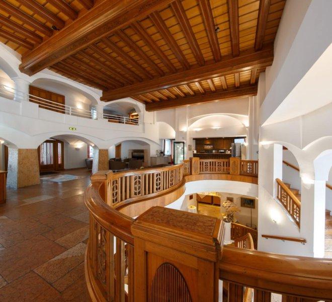 Best Western Premier Bayerischer Hof Miesbach Lobbybereich