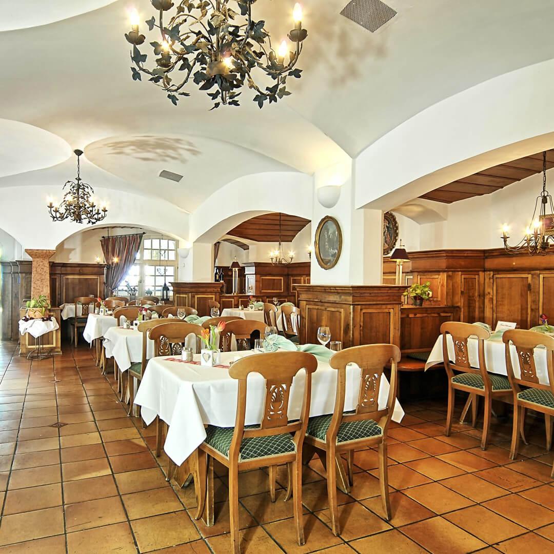Best Western Premier Bayerischer Hof Miesbach Restaurant