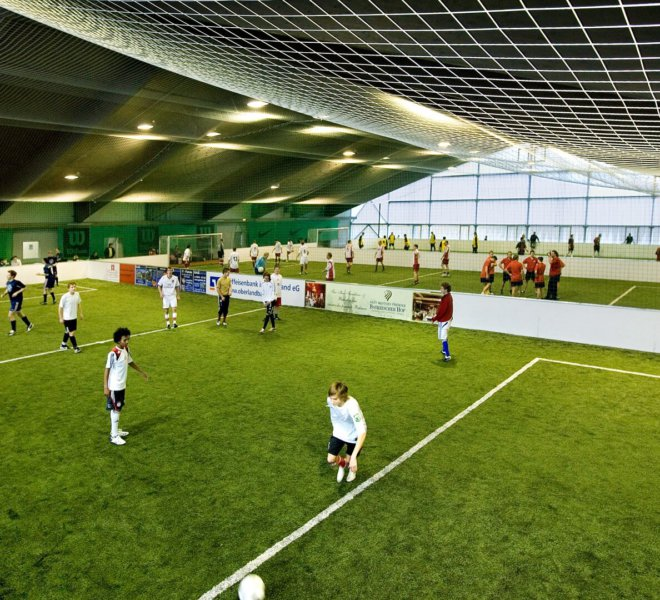 Best Western Premier Bayerischer Hof Miesbach Fußballhalle