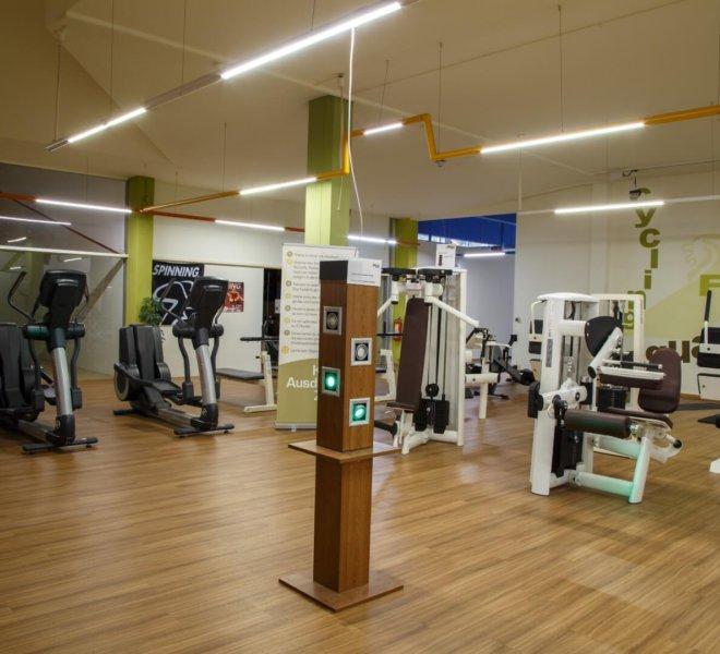 Best Western Premier Bayerischer Hof Miesbach Fitnessbereich
