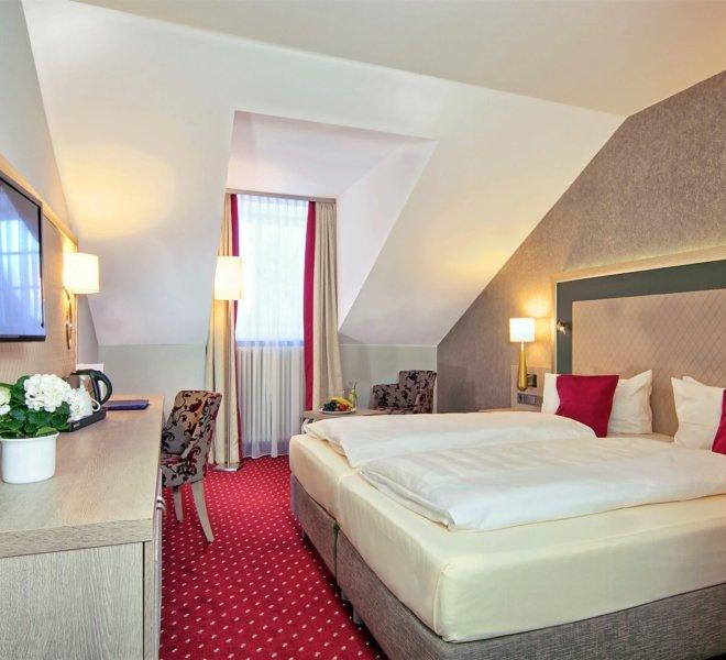Best Western Premier Bayerischer Hof Miesbach Zimmer
