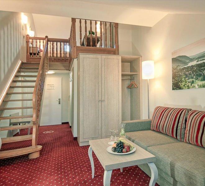 Best Western Premier Bayerischer Hof Miesbach Suite