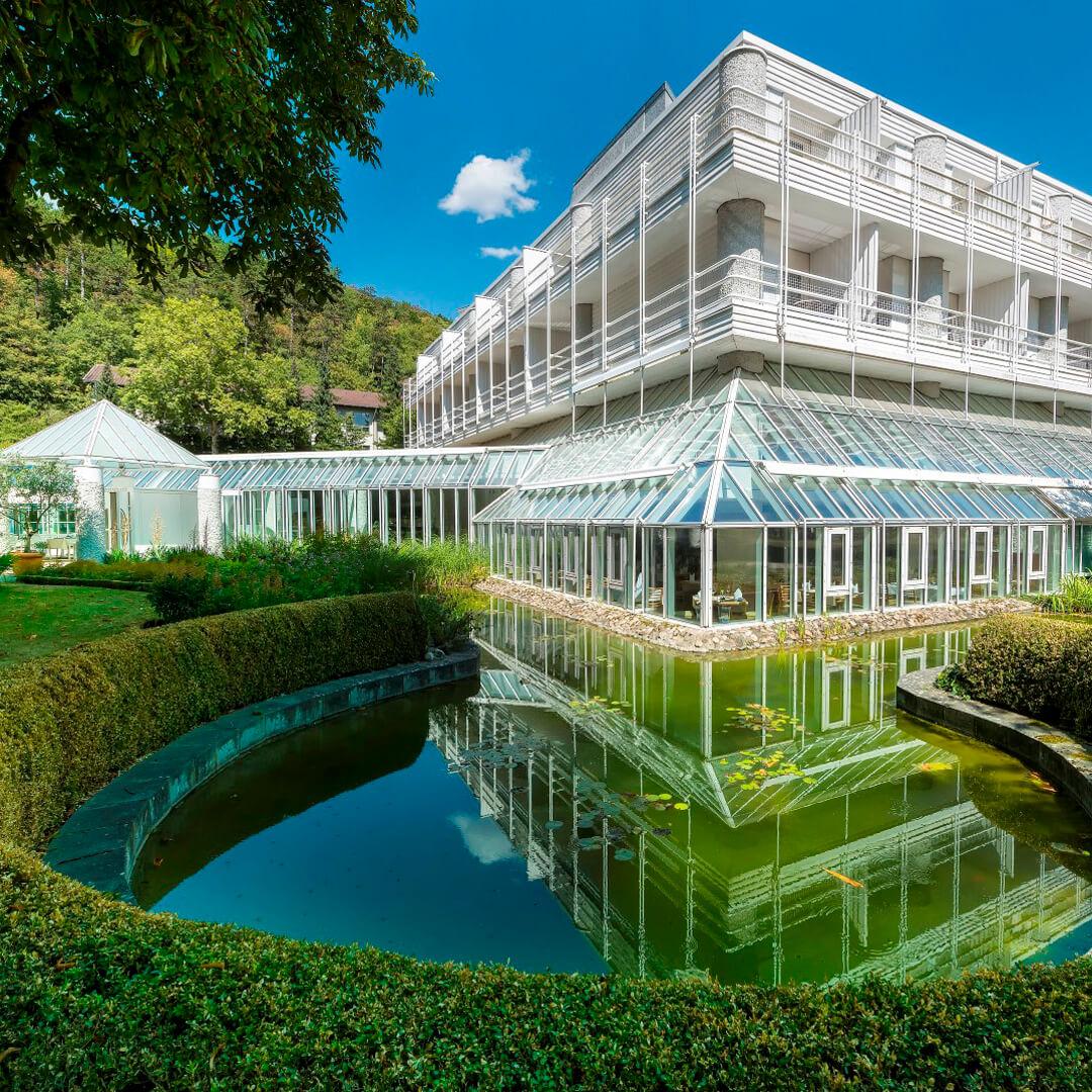 Best Western Premier Parkhotel Bad Mergentheim Außenansicht