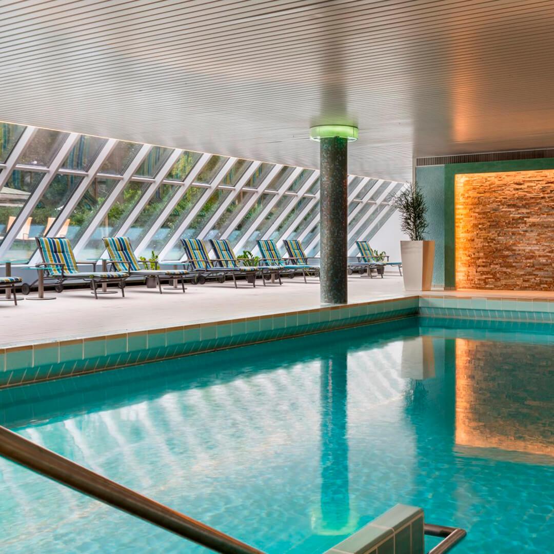 Best Western Premier Parkhotel Bad Mergentheim Schwimmbad