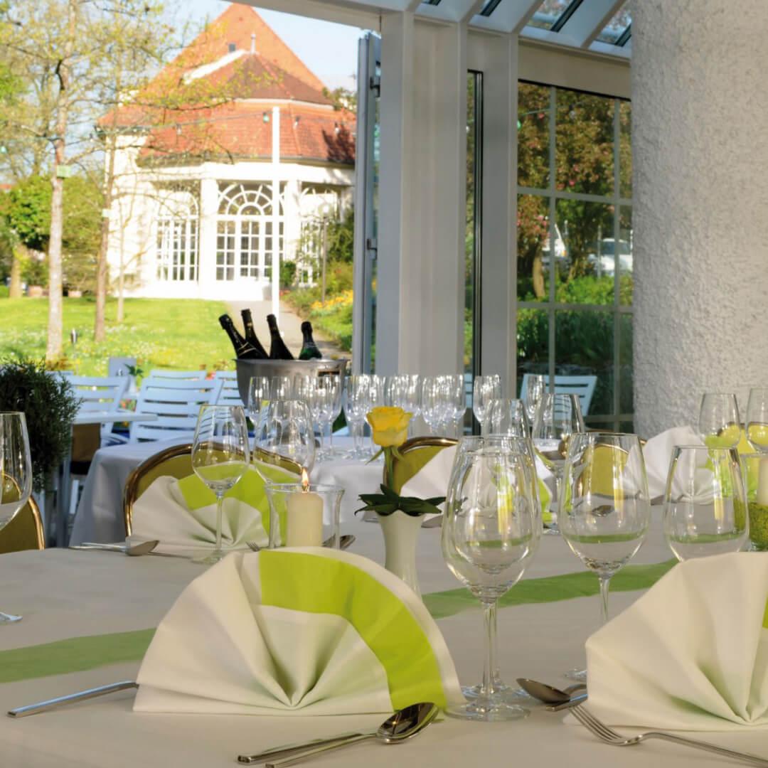 Best Western Premier Parkhotel Bad Mergentheim Tagungsbereich