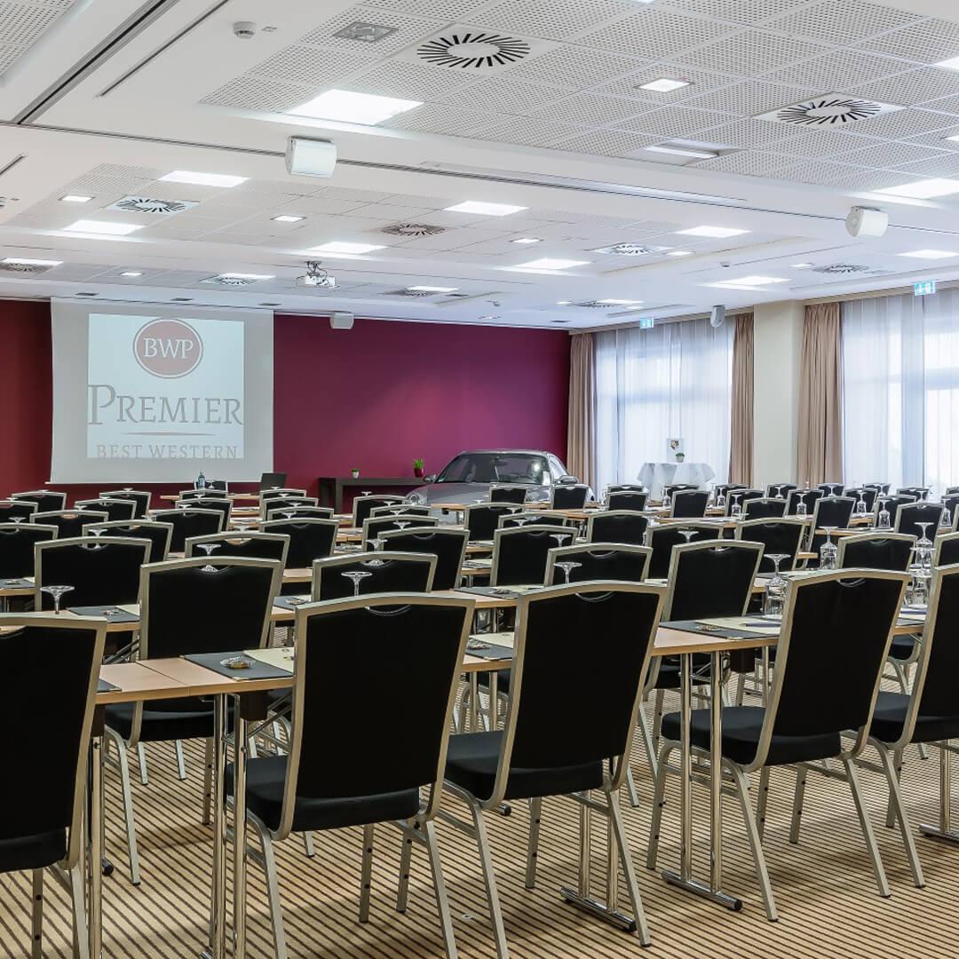 Best Western Premier Novina Hotel Regensburg Tagungsraum