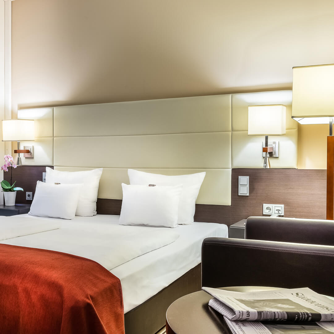 Best Western Premier Novina Hotel Regensburg Zimmer