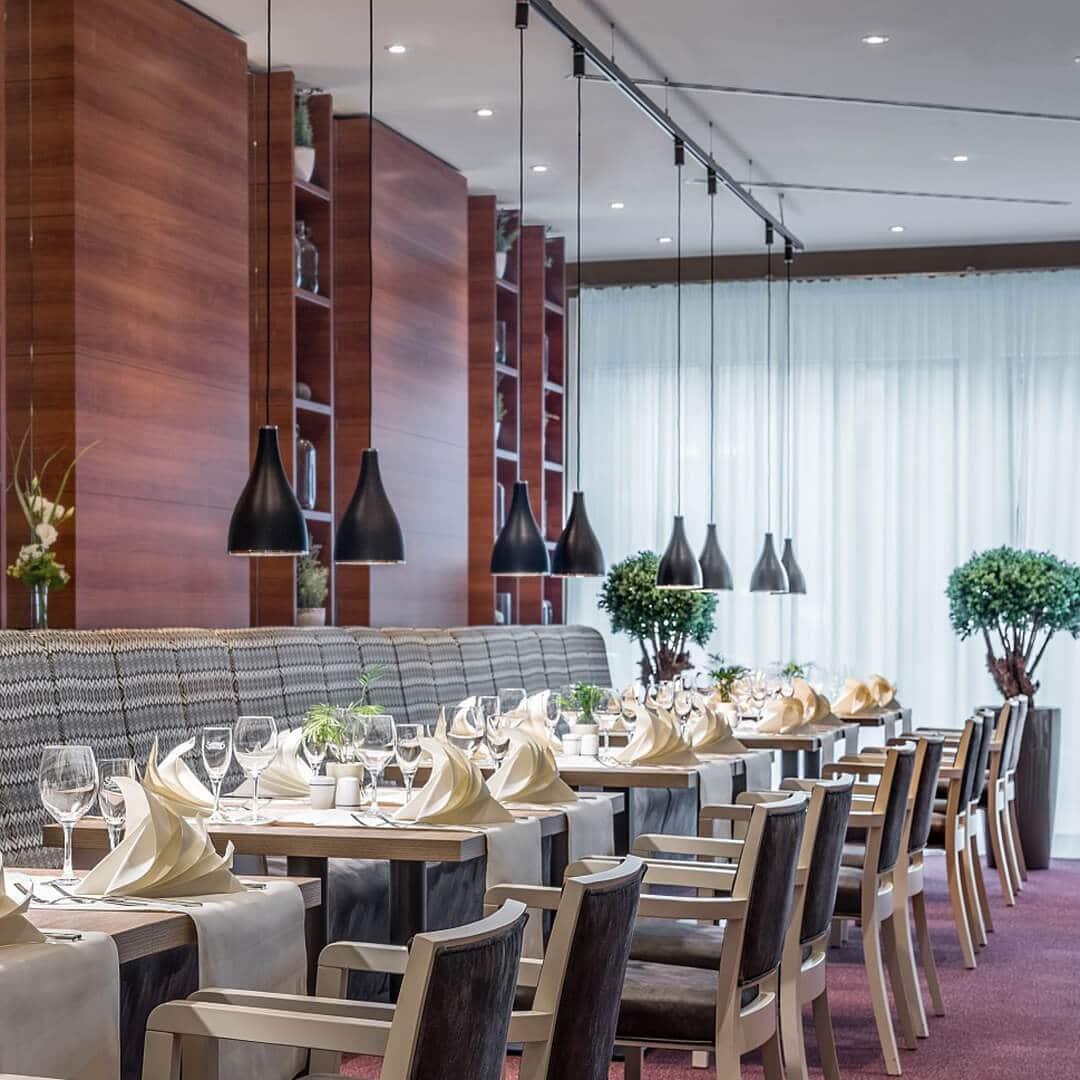 Best Western Premier Hotel Friedberger Warte Restaurant