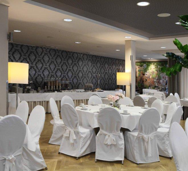 Best Western Premier Hotel an der Wasserburg Eventbereich