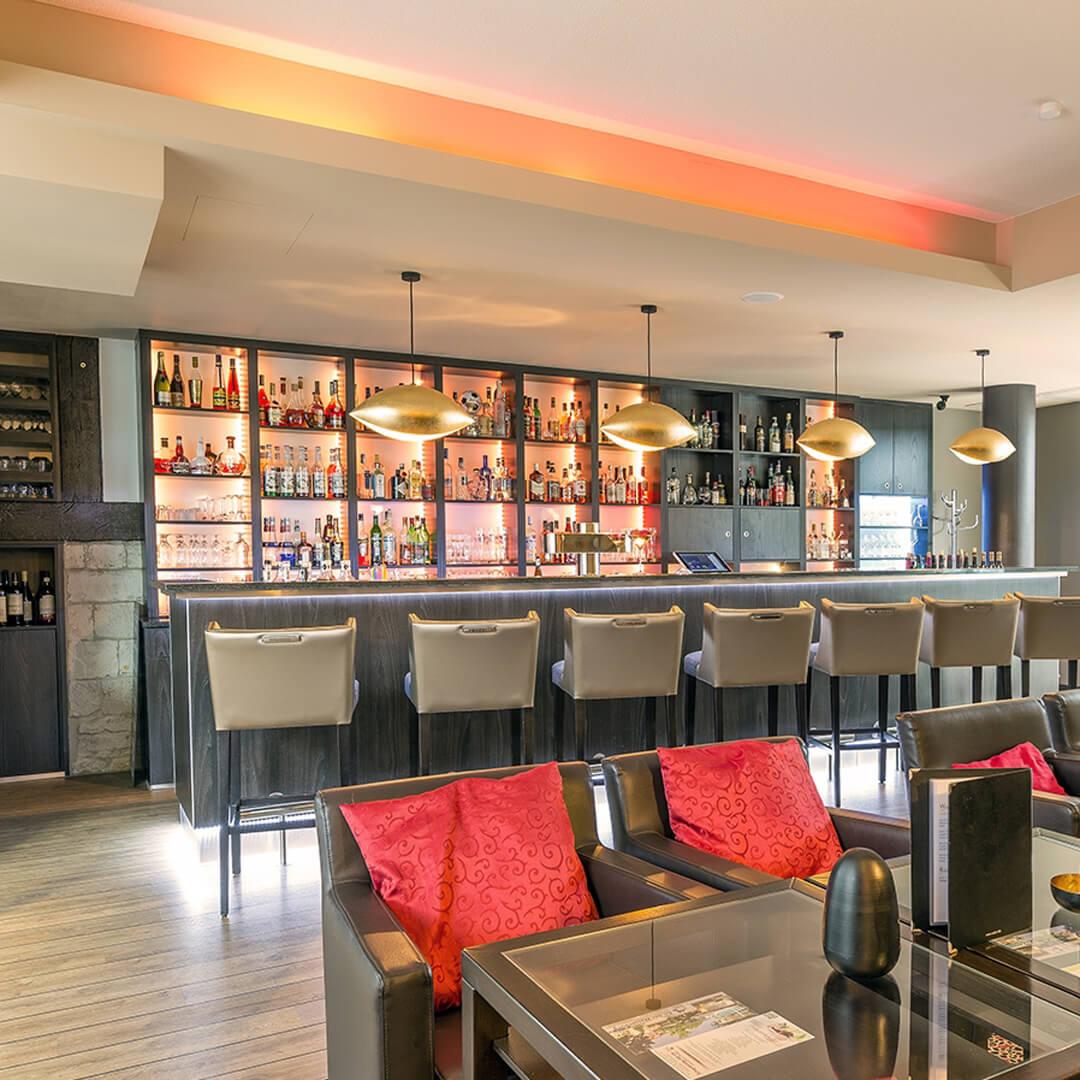 Best Western Premier Hotel an der Wasserburg Lounge