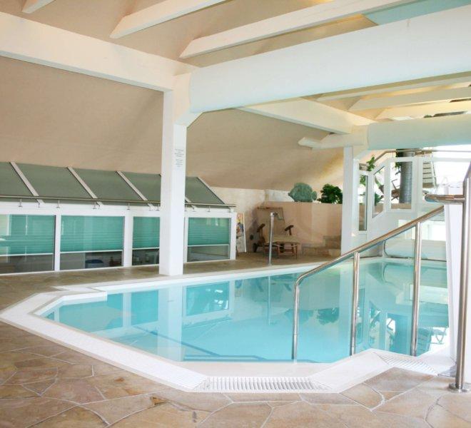 Best Western Premier Hotel an der Wasserburg Schwimmbad