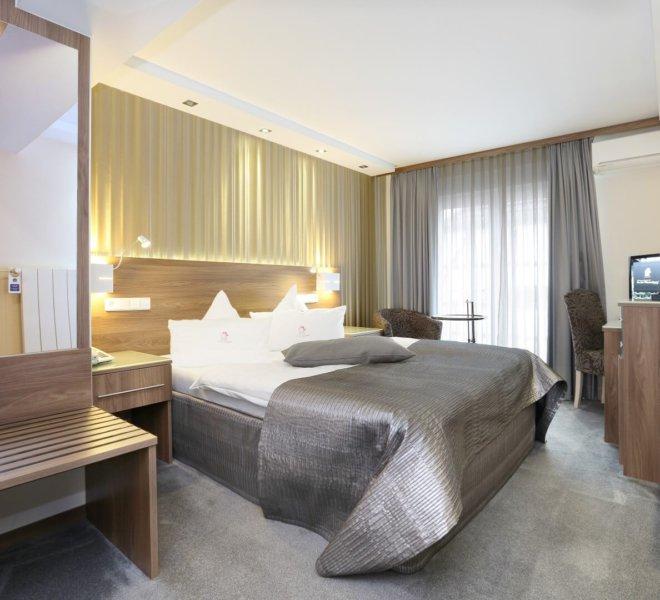 Best Western Premier Hotel an der Wasserburg Zimmer