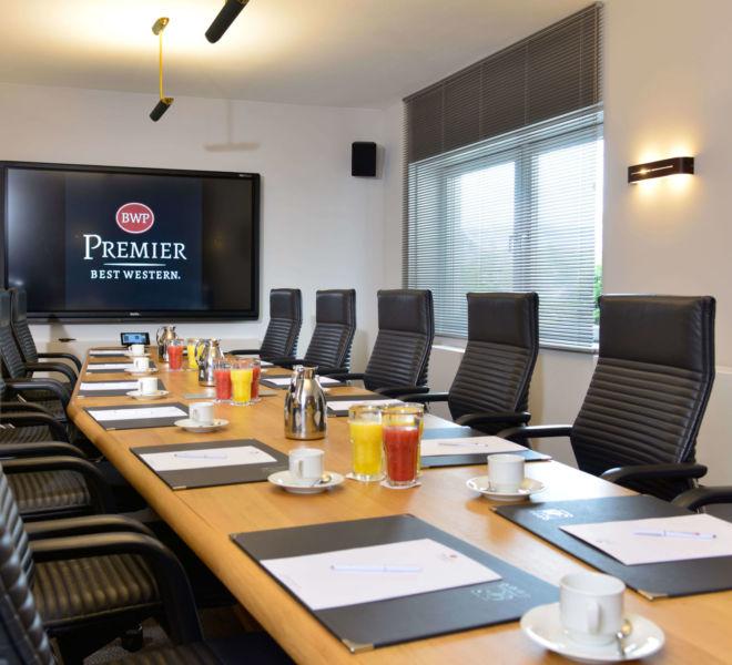 Best Western Premier Parkhotel Kronsberg - Tagungsraum