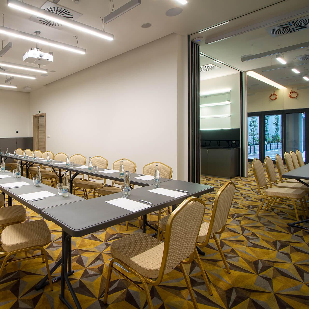 Best Western Premier Hotel International Brno Tagungsbereich