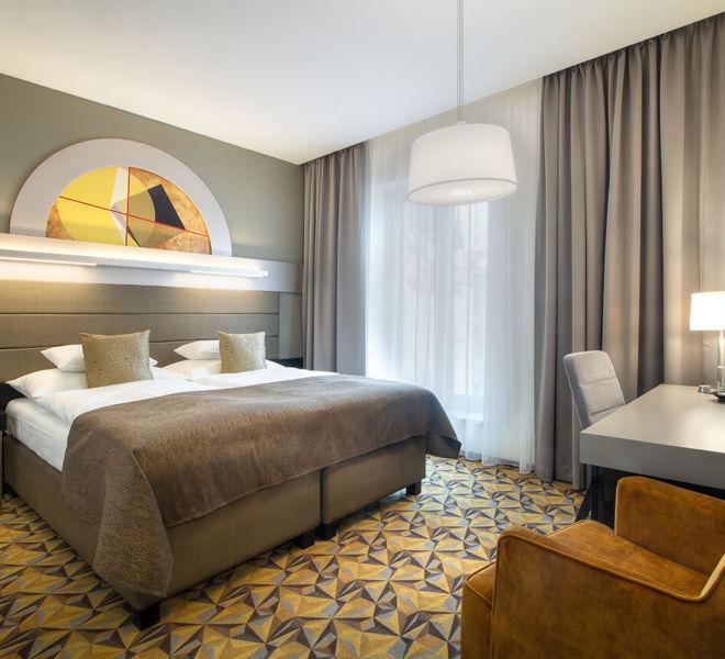 Zimmer im Best Western Premier Hotel Essence