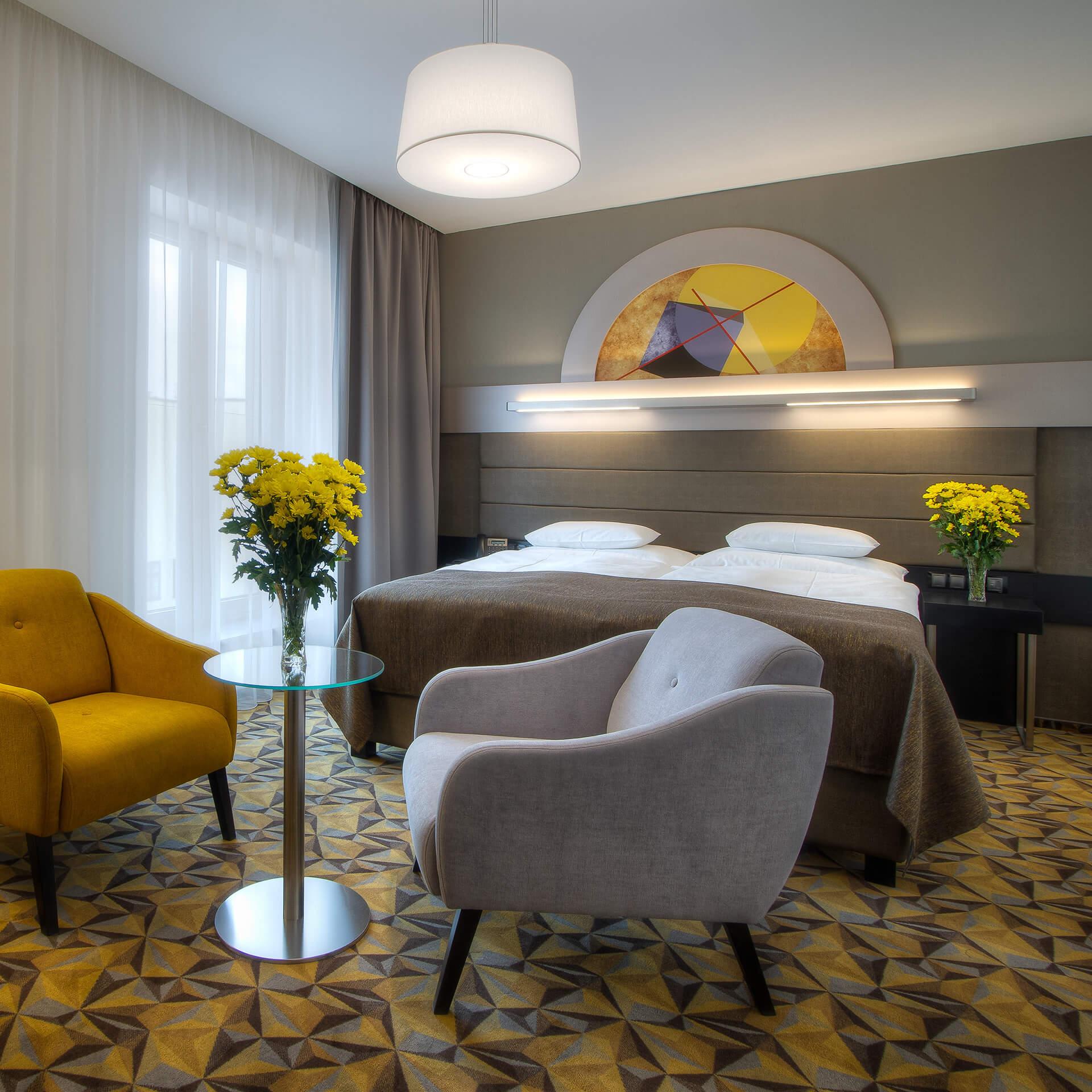 Best Western Premier Essence Hotel Doppelzimmer