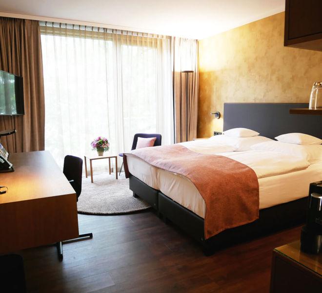 Zimmer im Best Western Premier Hotel Rebstock