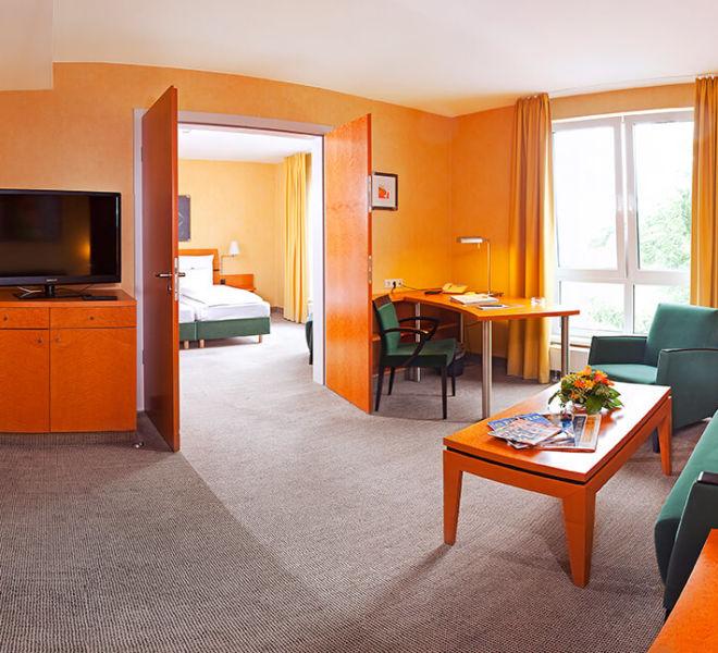 Suite im Best Western Premier Airporthotel Fontane BERlin