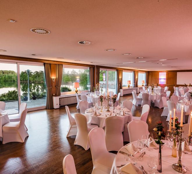 Veranstaltungsraum im Best Western Premier Seehotel Krautkrämer