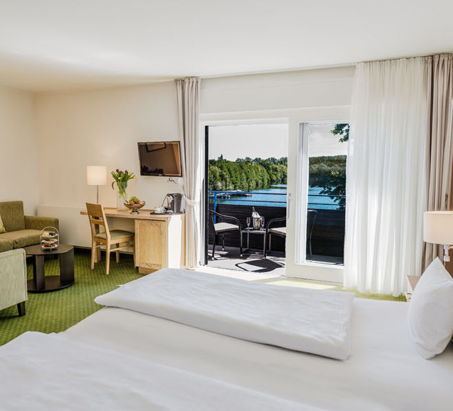 Zimmer im Best Western Premier Seehotel Krautkrämer