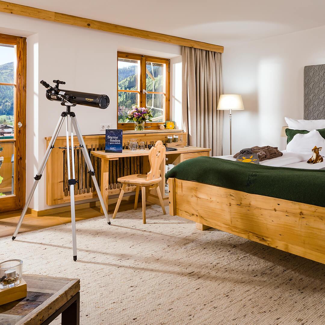 Best Western Premier Collection Berghotel Rehlegg Zimmer